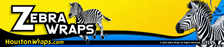 Zebra Wraps – Houston Wraps – Vehicle Wrap Blog